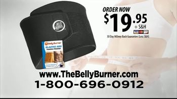 The Belly Burner TV Spot, 'Wrap Up and Slim Down' - Thumbnail 8