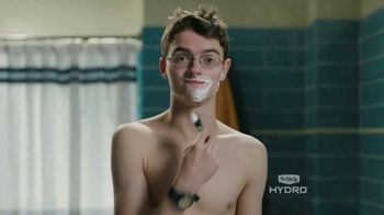 Schick Hydro 5 Sense TV Spot, 'The Man I Am: Kevin'