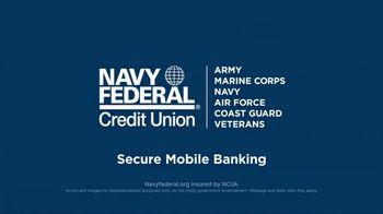 Navy Federal Credit Union TV Spot, 'Wall Fish' - Thumbnail 10