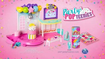 Party Pop Teenies Poptastic Party Playset TV Spot, 'Non-Stop Party' - Thumbnail 10
