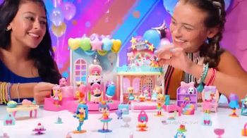Party Pop Teenies Poptastic Party Playset TV Spot, 'Non-Stop Party' - Thumbnail 2