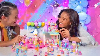 Party Pop Teenies Poptastic Party Playset TV Spot, 'Non-Stop Party' - Thumbnail 3