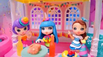 Party Pop Teenies Poptastic Party Playset TV Spot, 'Non-Stop Party' - Thumbnail 7