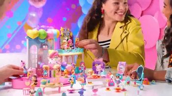 Party Pop Teenies Poptastic Party Playset TV Spot, 'Non-Stop Party' - Thumbnail 8