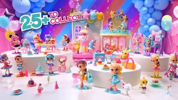 Party Pop Teenies Poptastic Party Playset TV Spot, 'Non-Stop Party' - Thumbnail 9