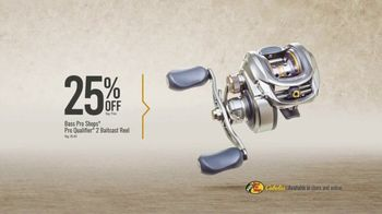 Bass Pro Shops Labor Day Deals TV Spot, 'Apparel, Fishing Reel and Smoker' - Thumbnail 9