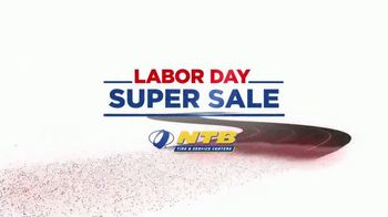 National Tire & Battery Labor Day Super Sale TV Spot, 'Buy Two, Get Two Free' - Thumbnail 2
