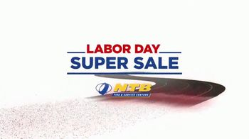 National Tire & Battery Labor Day Super Sale TV Spot, 'Buy Two, Get Two Free' - Thumbnail 6