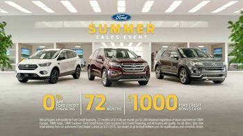 Ford Summer Sales Event TV Spot, 'Trout' Song by American Authors [T2] - Thumbnail 10