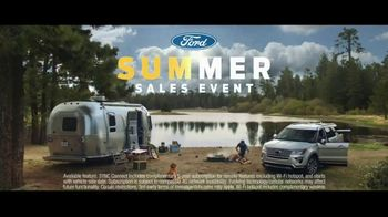 Ford Summer Sales Event TV Spot, 'Trout' Song by American Authors [T2] - 1019 commercial airings