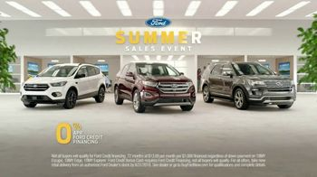 Ford Summer Sales Event TV Spot, 'Trout' Song by American Authors [T2] - Thumbnail 7
