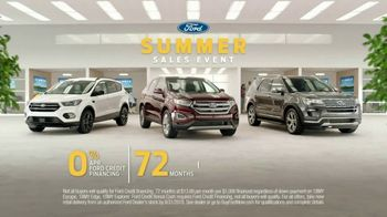 Ford Summer Sales Event TV Spot, 'Trout' Song by American Authors [T2] - Thumbnail 8