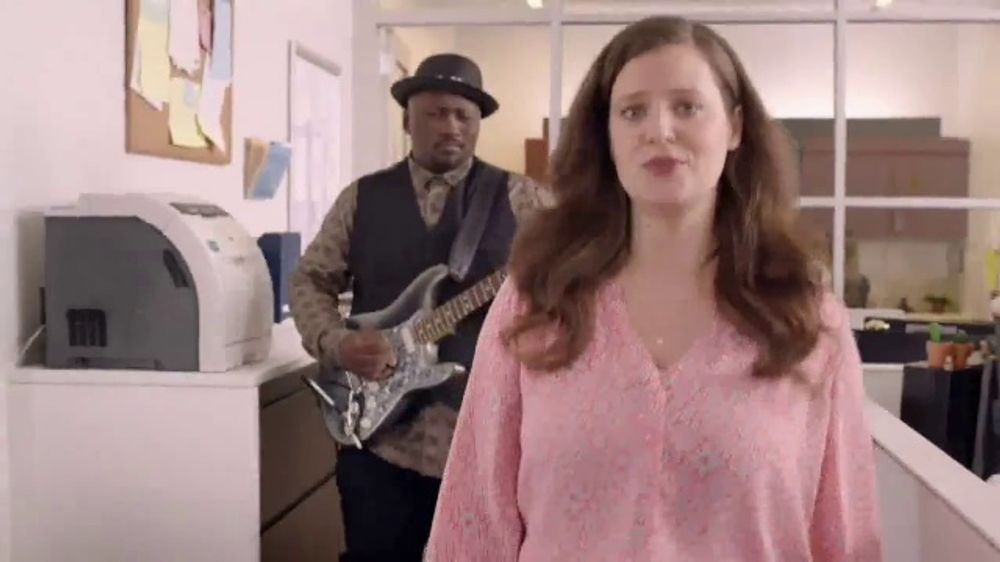 Rolaids TV Commercial, 'Heartburn Blues: Office'