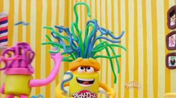 Play-Doh Buzz 'n Cut Playset TV Spot, 'Every Day Is Crazy Hair Day' - Thumbnail 1
