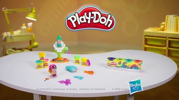 Play-Doh Buzz 'n Cut Playset TV Spot, 'Every Day Is Crazy Hair Day' - Thumbnail 7