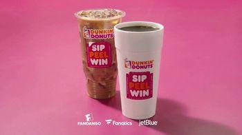 Dunkin' Donuts Sip Peel WinTV Spot, 'Remember' - Thumbnail 10