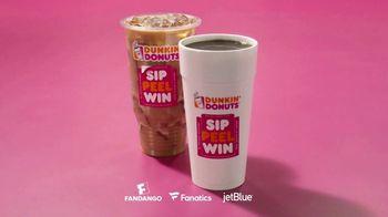 Dunkin' Donuts Sip Peel WinTV Spot, 'Remember' - Thumbnail 9