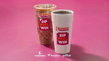 Dunkin' Donuts Sip Peel Win TV Spot, 'Tweet' - Thumbnail 10
