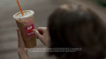 Dunkin' Donuts Sip Peel Win TV Spot, 'Tweet' - Thumbnail 2
