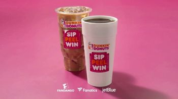 Dunkin' Donuts Sip Peel Win TV Spot, 'Tweet' - Thumbnail 9