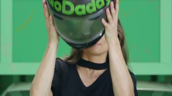 GoDaddy TV Spot, 'Showcase Your Business Online Like Danica Patrick' Song by Desi Valentine - Thumbnail 1