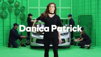 GoDaddy TV Spot, 'Showcase Your Business Online Like Danica Patrick' Song by Desi Valentine - Thumbnail 2