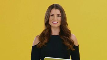 GoDaddy TV Spot, 'Showcase Your Business Online Like Danica Patrick' Song by Desi Valentine - Thumbnail 9