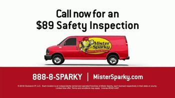 Mister Sparky TV Spot, 'Electrical Dangers' - Thumbnail 10