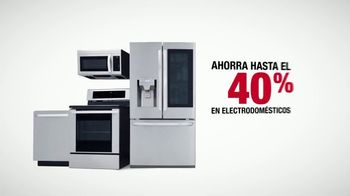 The Home Depot Labor Day Savings TV Spot, 'Suite de cocina' [Spanish] - Thumbnail 8