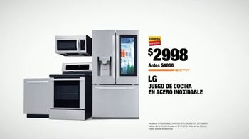 The Home Depot Labor Day Savings TV Spot, 'Suite de cocina' [Spanish] - Thumbnail 9