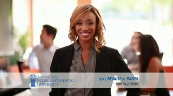 American InterContinental University TV Spot, 'Easier Than You Think' - Thumbnail 3