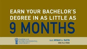 American InterContinental University TV Spot, 'Easier Than You Think' - Thumbnail 6