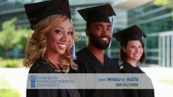 American InterContinental University TV Spot, 'Easier Than You Think'