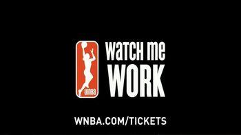 WNBA TV Spot, 'Watch Me Work: Here We Come' Ft. Breanna Stewart - Thumbnail 6