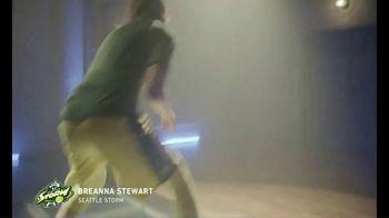 WNBA TV Spot, 'Watch Me Work: Here We Come' Ft. Breanna Stewart - Thumbnail 4