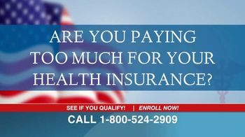 The Affordable Health Insurance Hotline TV Spot, 'Law Has Changed' - Thumbnail 1