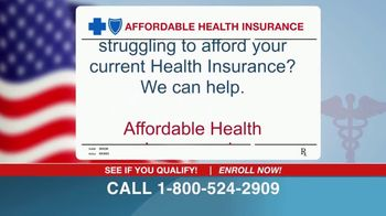 The Affordable Health Insurance Hotline TV Spot, 'Law Has Changed' - Thumbnail 3