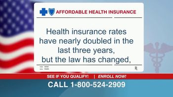 The Affordable Health Insurance Hotline TV Spot, 'Law Has Changed' - Thumbnail 5