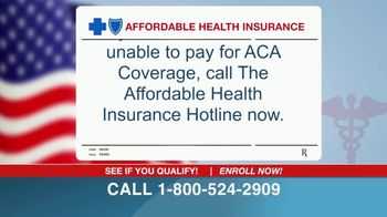 The Affordable Health Insurance Hotline TV Spot, 'Law Has Changed' - Thumbnail 8