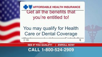 The Affordable Health Insurance Hotline TV Spot, 'Law Has Changed' - Thumbnail 9