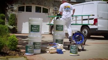 Kelly-Moore Paints Envy TV Spot, 'Pride of the Neighborhood: Free Sample' - Thumbnail 1
