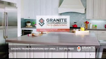 Granite Transformations TV Spot, 'Make Your Dreams a Reality' - Thumbnail 9