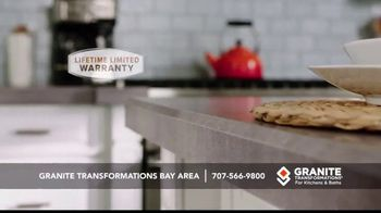 Granite Transformations TV Spot, 'Make Your Dreams a Reality' - Thumbnail 2