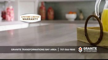 Granite Transformations TV Spot, 'Make Your Dreams a Reality' - Thumbnail 3