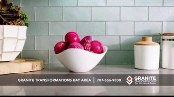 Granite Transformations TV Spot, 'Make Your Dreams a Reality' - Thumbnail 4