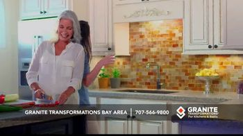 Granite Transformations TV Spot, 'Make Your Dreams a Reality'