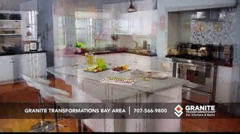 Granite Transformations TV Spot, 'Make Your Dreams a Reality' - Thumbnail 7