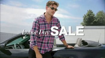 Macy's Labor Day Sale TV Spot, 'Men's Suits' - Thumbnail 1
