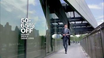 Macy's Labor Day Sale TV Spot, 'Men's Suits' - Thumbnail 3
