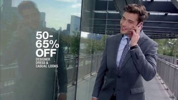 Macy's Labor Day Sale TV Spot, 'Men's Suits' - Thumbnail 4